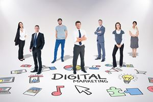 Online digital marketing team providing internet marketing services.