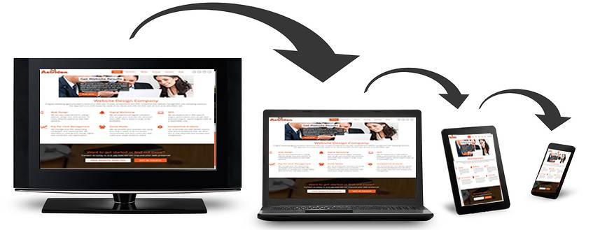 Responsive website design example by a Santa Cruz web design company